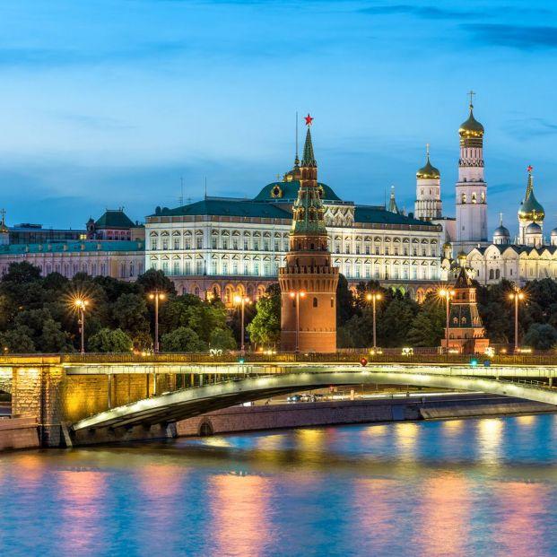 Moscú: el Kemlin