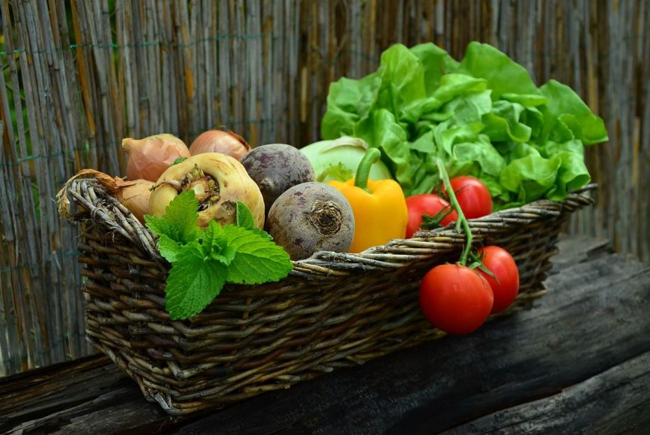 Las verduras y hortalizas aportan magnesio (Creative commons)