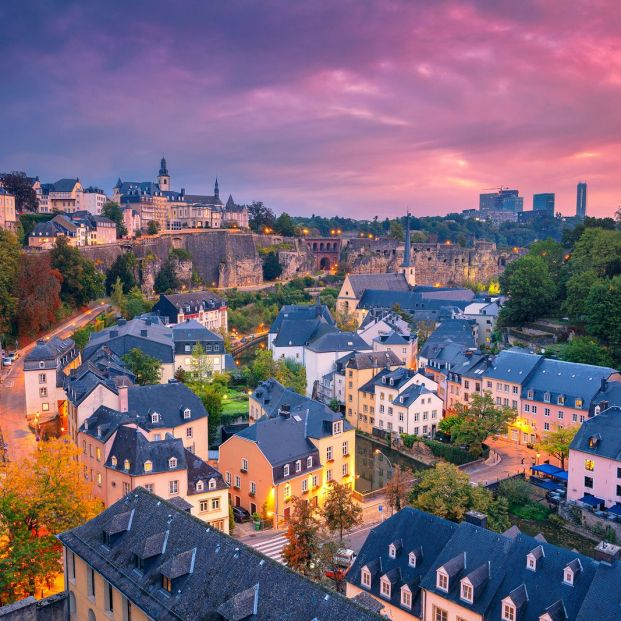 Rincones que no debes perderte si vas a visitar un fin de semana Luxemburgo