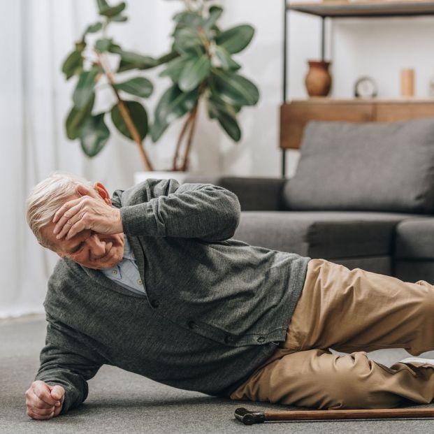 Caídas en personas mayores: consecuencias y cómo prevenirlas