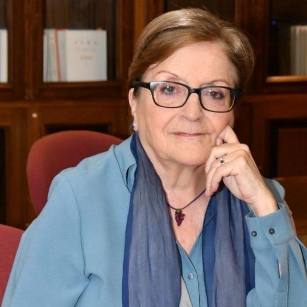 EuropaPress 1979577 La jurista y catedrática Elisa Pérez Vera (Granada 1940) primera mujer en dirigir una universidad española