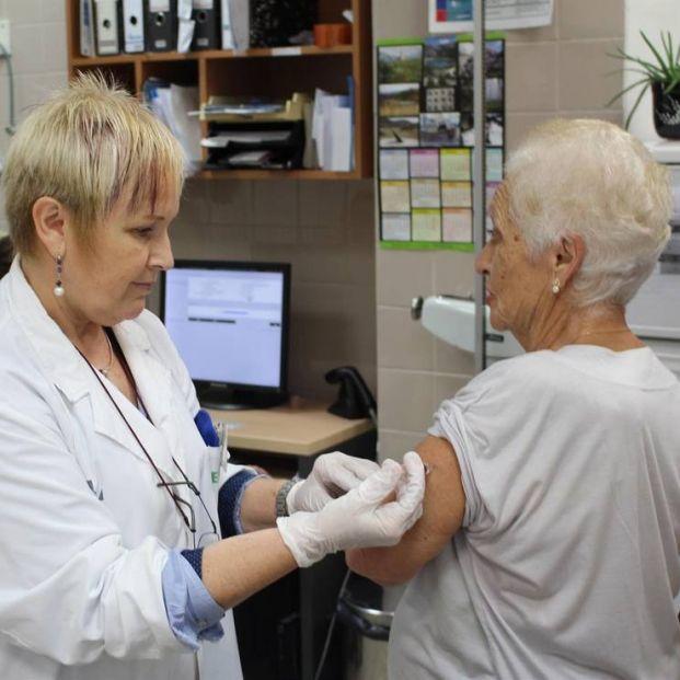 Vacunación, gripe