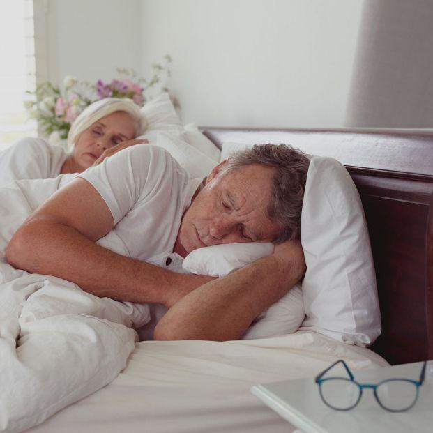 ¿Qué relación existe entre el sueño y el riesgo de sufrir fibrosis pulmonar?