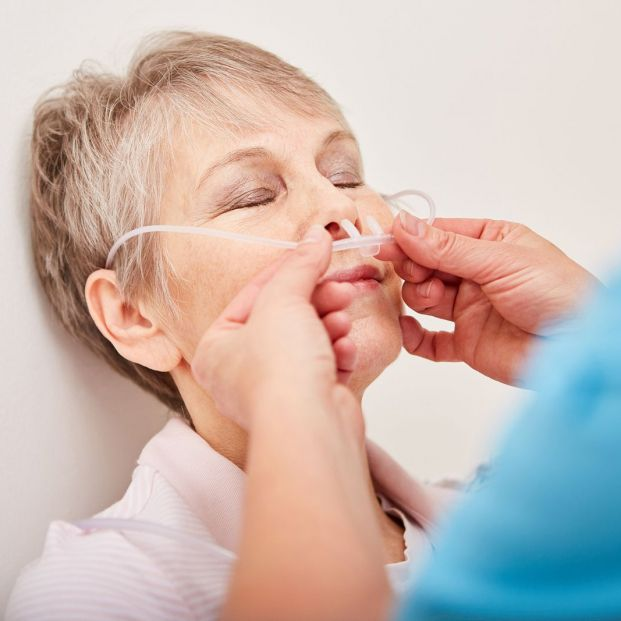 Qué es la oxigenoterapia y cuáles son sus aplicaciones (Bigstock)