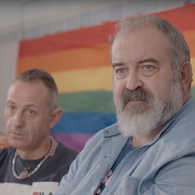 Los mayores LGTB, protagonistas del nuevo vídeo para impulsar el voluntariado en España