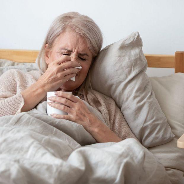 Gripes y catarros mal curados