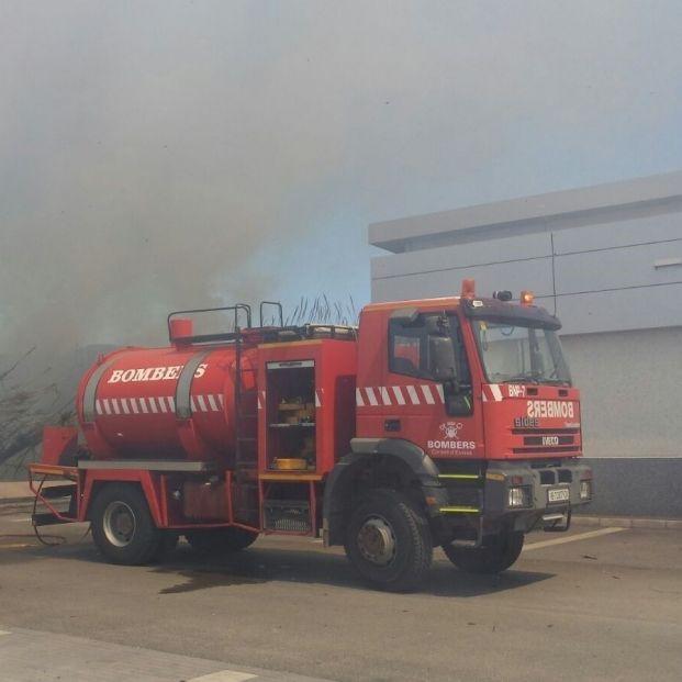 Una mujer de 92 años sufre graves quemaduras al incendiarse su casa en Ciutadella (Menorca)