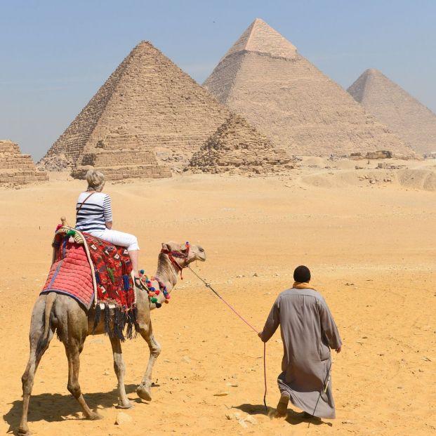 Pirámides de Giza, Egipto (BigStock)