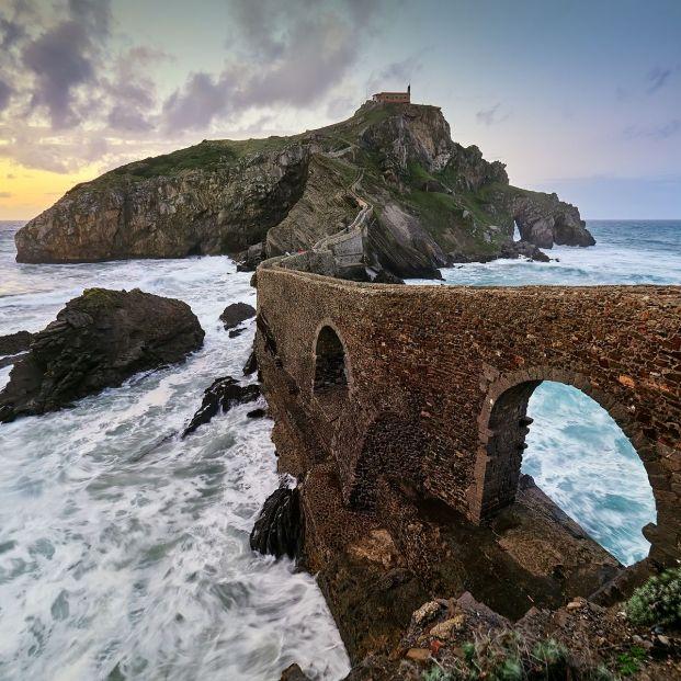 Localizaciones Juego de Tronos San Juan Gaztelugatxe (Bigstock)