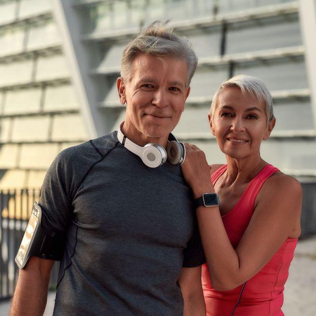 rutina de ejercicios para realizar en pareja