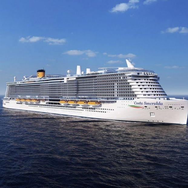 Un crucero procedente de España, bloqueado en Italia por un posible caso de coronavirus