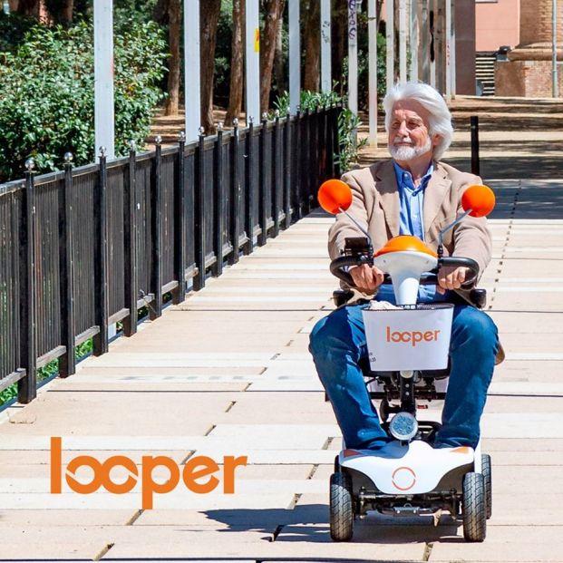 Looper: el nuevo servicio de movilidad para personas mayores