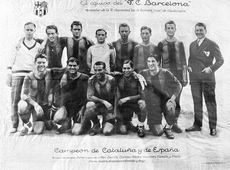 FC Barcelona 1928 1929