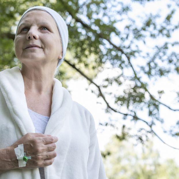 ¿Cuál es el cáncer menos peligroso para personas mayores?
