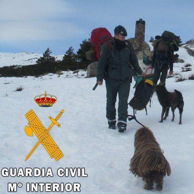 Rescatado tras pasar 3 meses aislado por la nieve en Almería