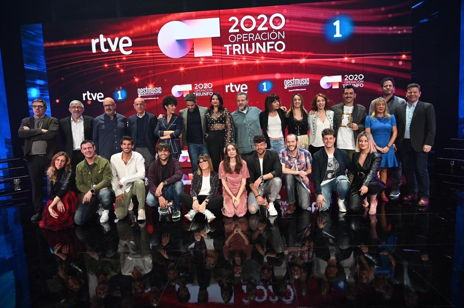 Operacion Triunfo 1 Video Porno De Un Concursante todas las polémicas que envuelven 'operación triunfo' 2020