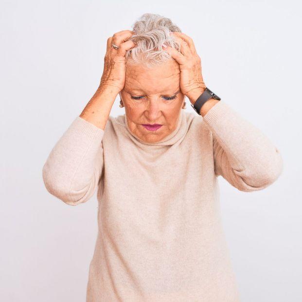 ¿Qué ocurre cuando sientes dolor en el cuero cabelludo?
