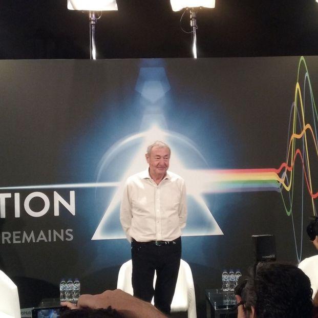 El batería de Pink Floyd, Nick Mason, visitará con su banda Barcelona y Madrid