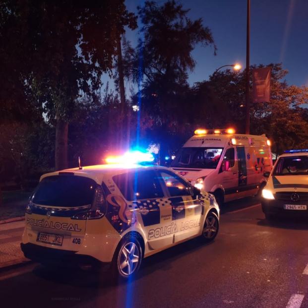 Policía Sevilla