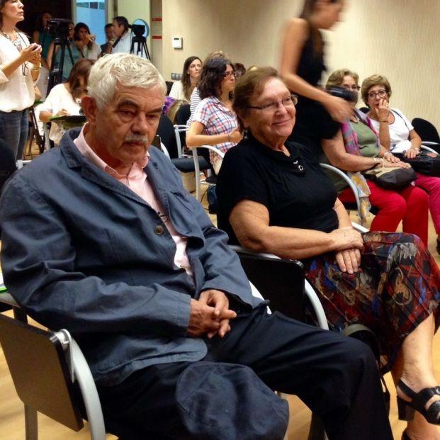 Muere Diana Garrigosa, mujer de Pasqual Maragall, a los 75 años
