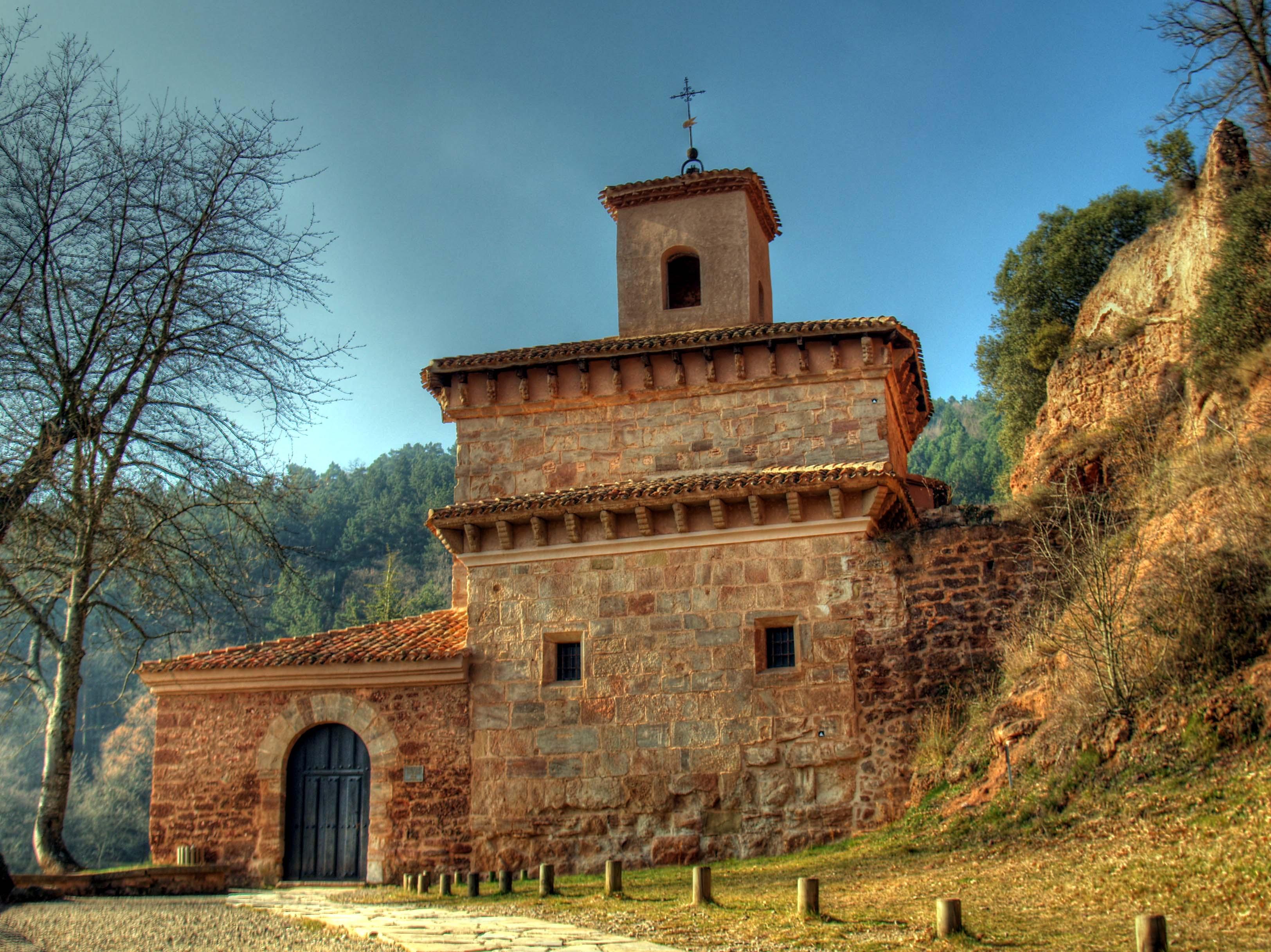 La mágica ruta de los monasterios de La Rioja