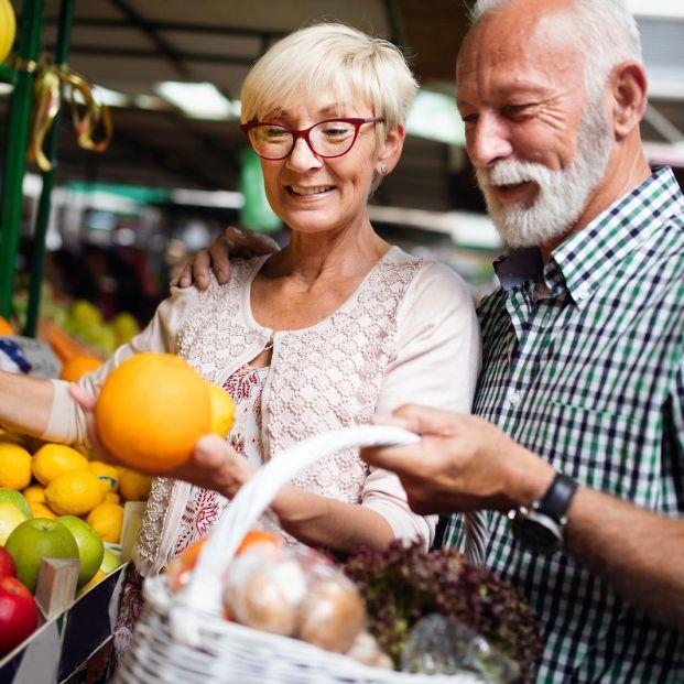 ¿Puede una persona mayor seguir la dieta DASH?