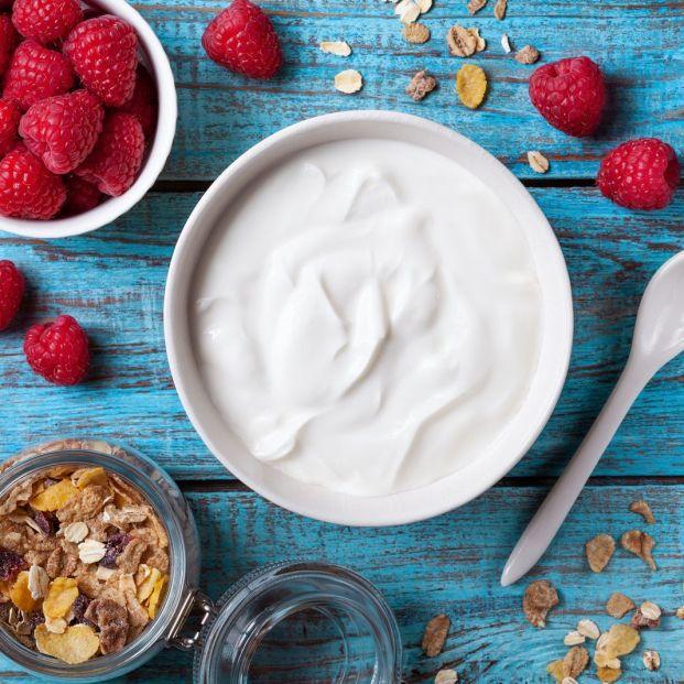Valor nutricional del yogur griego