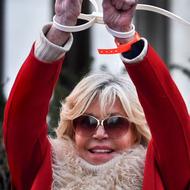 El activismo incansable de Jane Fonda