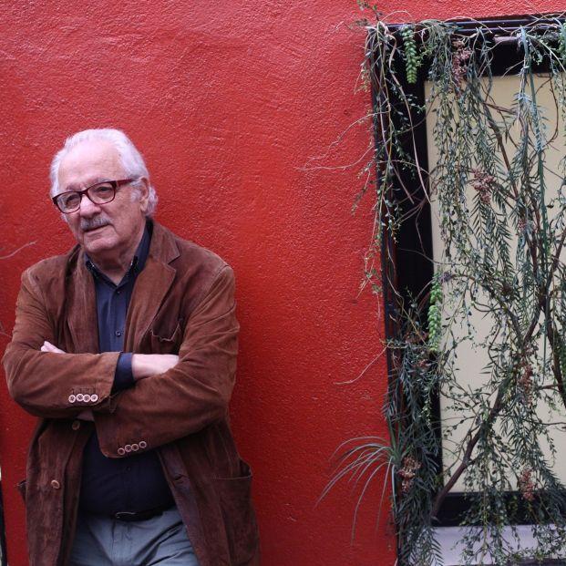 El escritor Javier Reverte presenta 'Suite Italiana'. Foto: EuropaPress