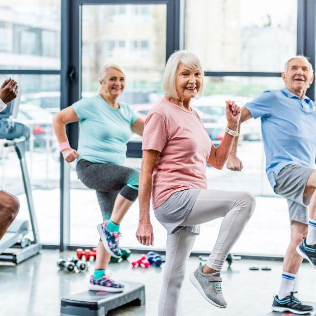 Las mujeres mayores que hacen ejercicio intenso presentan menos riesgo de enfermedad cardiaca o cáncer