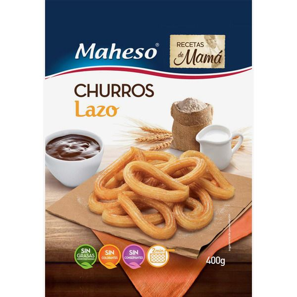 Churros Maheso
