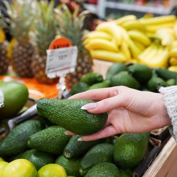 Las claves para elegir el mejor aguacate del supermercado