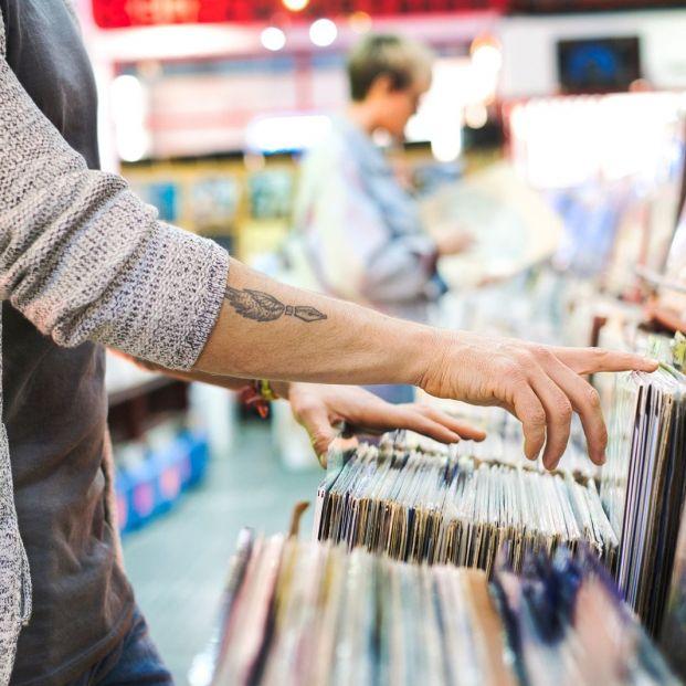 Quedan todavía tiendas de discos Dónde se pueden comprar
