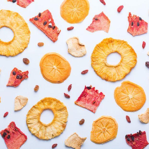 Cómo se pueden deshidratar frutas y verduras