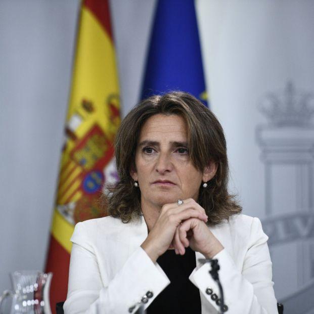 EuropaPress 2395951 La ministra de Transición Ecológica en funciones Teresa Ribera comparece ante los medios de comunicación tras la reunión del Consejo de Ministros en Moncloa en Madrid (España) a 27 de septiembre de 2019