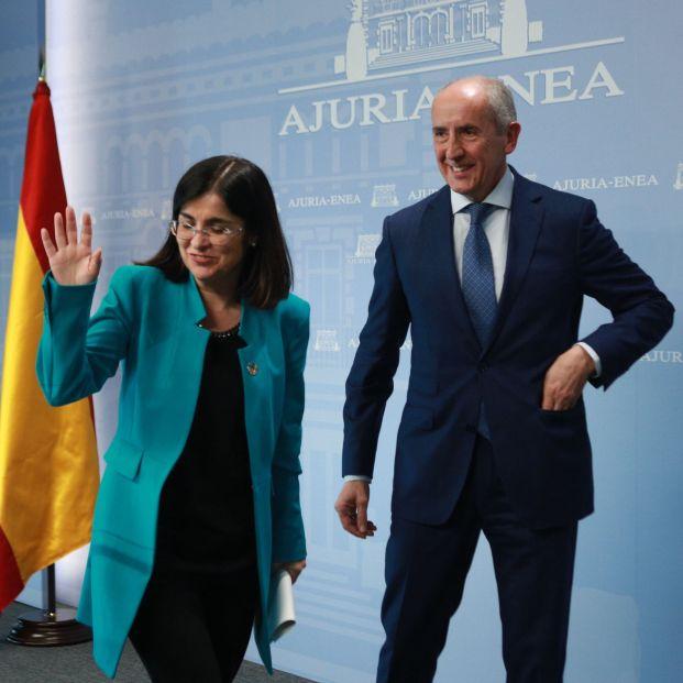 El traspaso de la gestión de las pensiones al País Vasco desata las críticas de la oposición