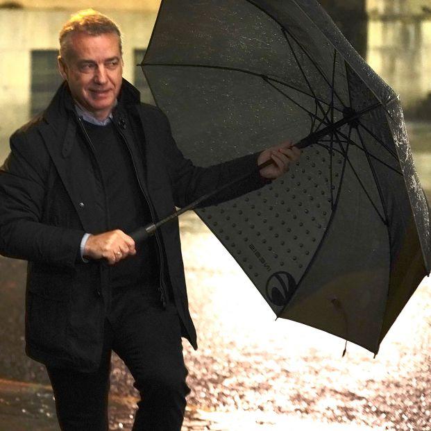 Íñigo Urkullu, lehendakari del Gobierno Vasco. El País Vasco no puede pagar sus pensiones sin el paraguas del Estado