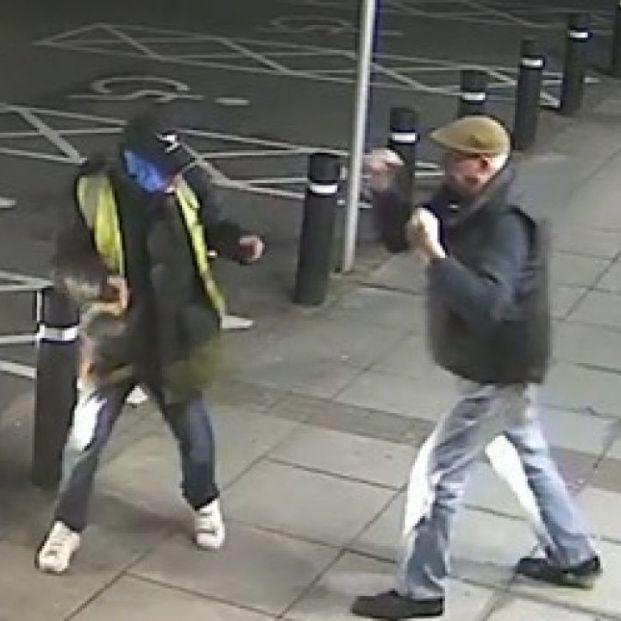 Un hombre de 77 años se enfrenta a puñetazos a un ladrón y consigue evitar el robo de su billetera