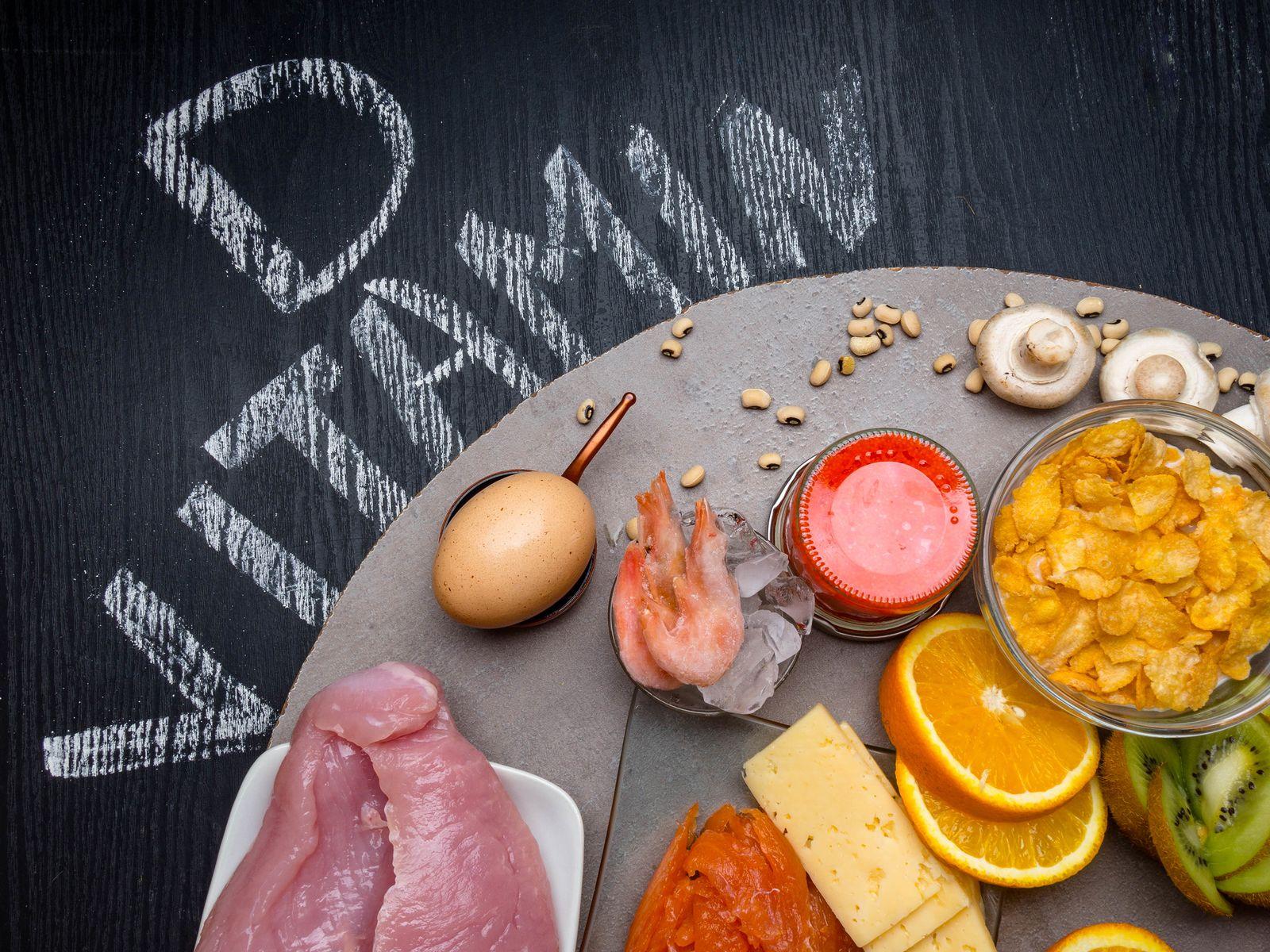 Vitamin D / TCRN