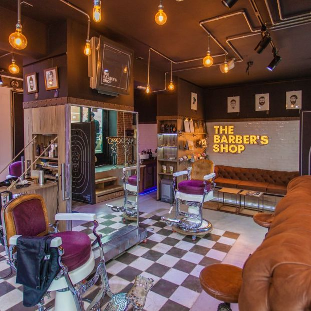 The Barbers Shop TveoTsigo Interiores Madrid 01