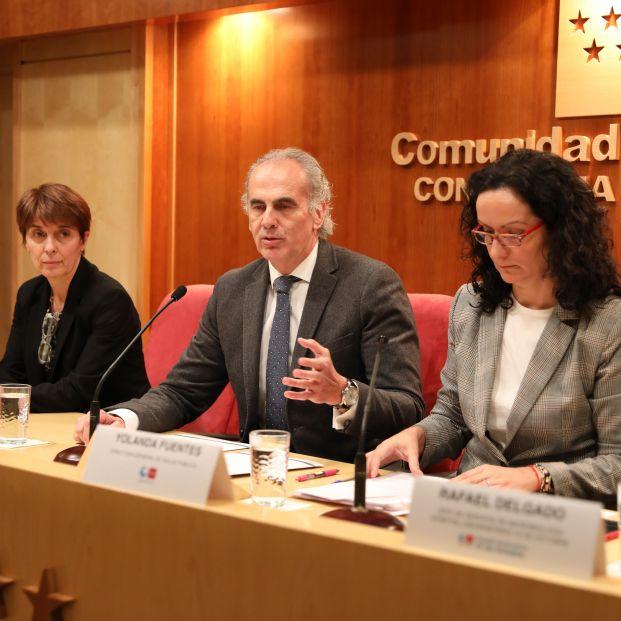 Madrid confirma un segundo caso de coronavirus