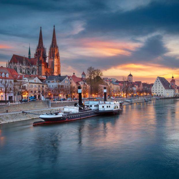 Destinos desconocidos en Alemania que merecen mucho la pena; Ratisbona