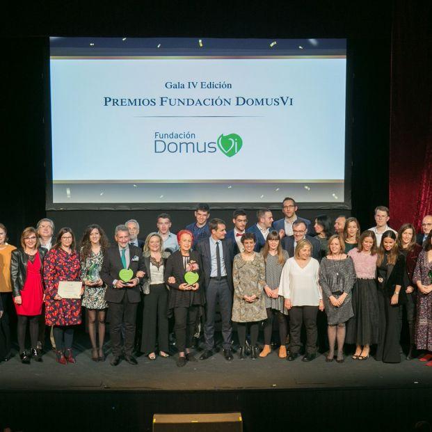 La Fundación DomusVi abre la inscripción de candidaturas de la V edición de sus Premios