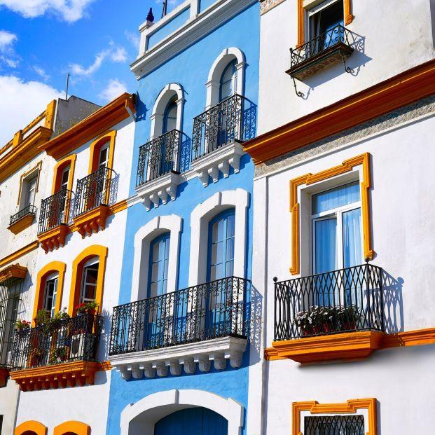 Descubre los pueblos y barrios con más color de España: Triana