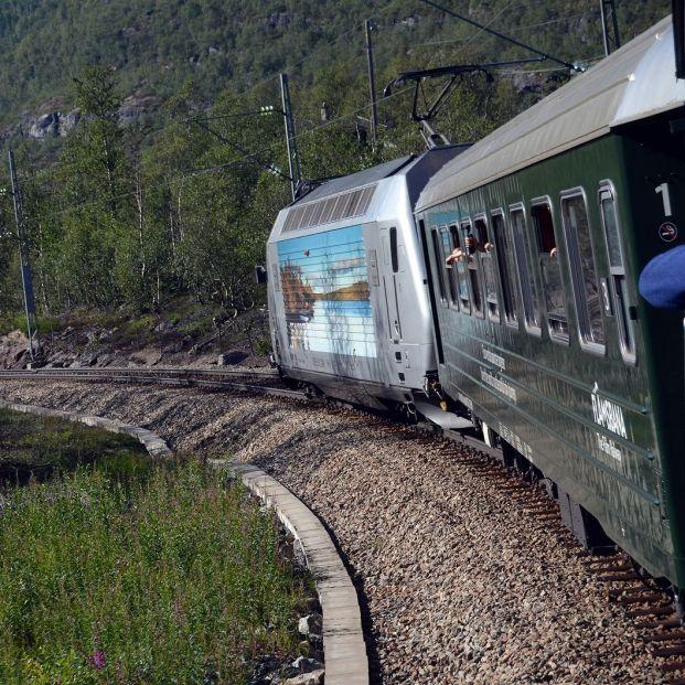 La experiencia de viajar en tren hotel