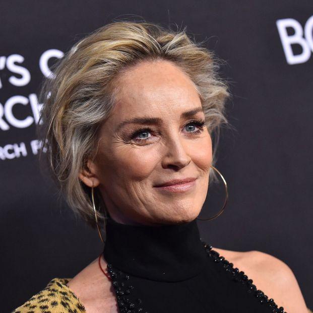 Sharon Stone sigue siendo todo un mito erótico a sus 62 años