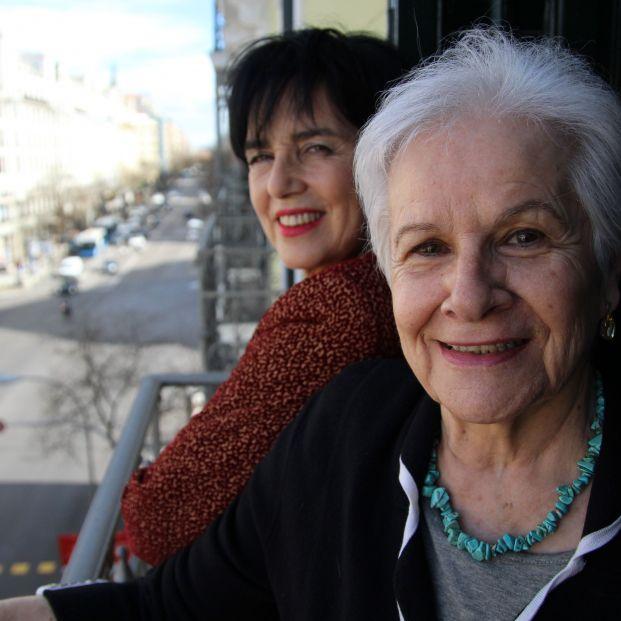 8M- Las mujeres mayores, también llaman a la movilización