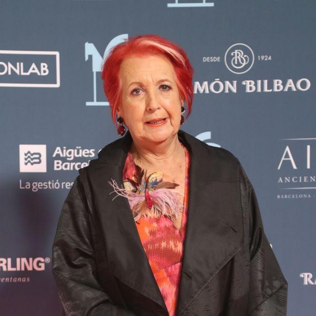 Rosa María Calaf, en el curso sobre Reporterismo Internacional de Cátedra Manu Leguineche