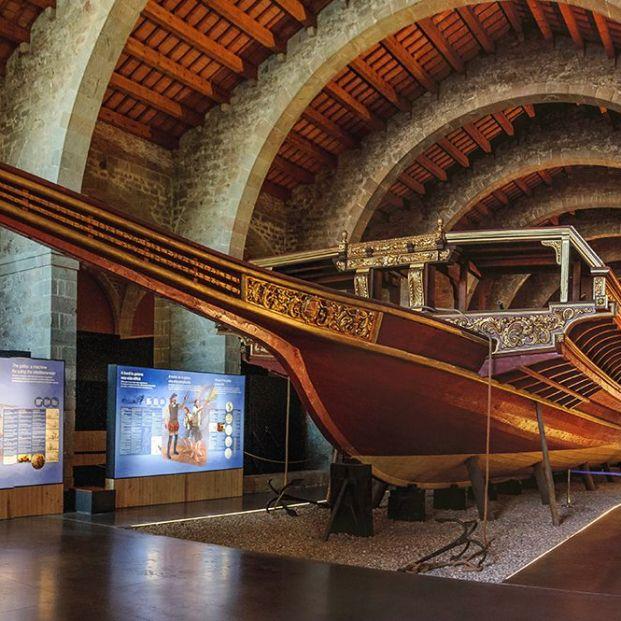 De visita por los mejores museos marítimos de España: Museo Maritimo Barcelona