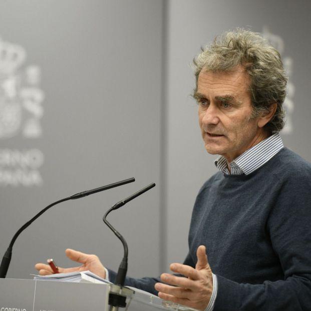 Fernando Simón, coronavirus